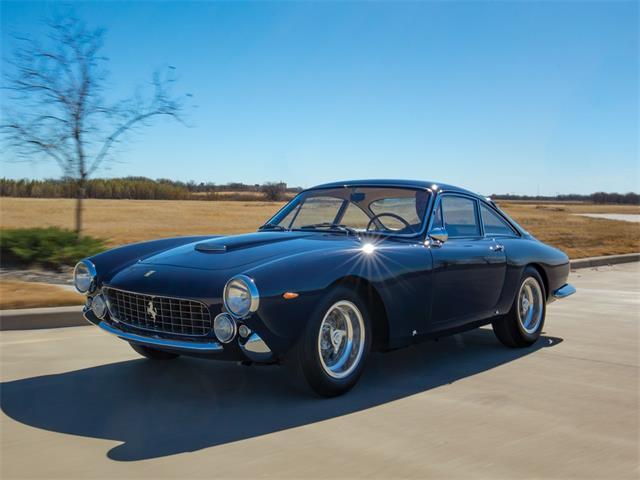 1963 Ferrari 250 GT Lusso (CC-1319925) for sale in Amelia Island, Florida