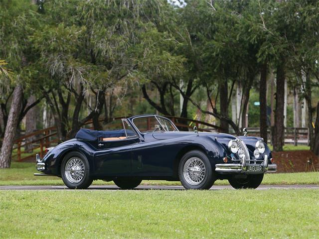 1956 Jaguar XK140 (CC-1319934) for sale in Amelia Island, Florida
