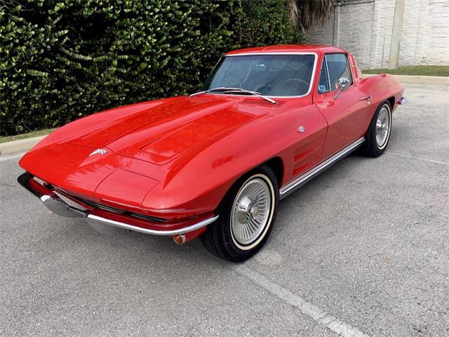 1964 Chevrolet Corvette Stingray (CC-1319939) for sale in Palm Beach, Florida