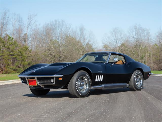 1969 Chevrolet Corvette Stingray (CC-1319940) for sale in Amelia Island, Florida