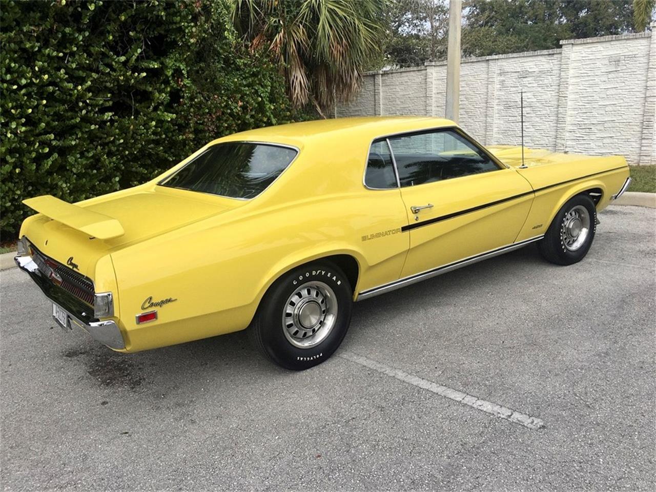 1969 Mercury Cougar (CC-1319941) for sale in Palm Beach, Florida