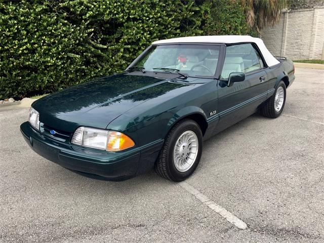 1990 Ford Mustang (CC-1319943) for sale in Palm Beach, Florida