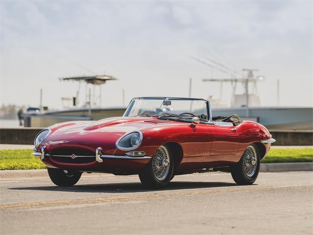 1966 Jaguar E-Type (CC-1319954) for sale in Amelia Island, Florida