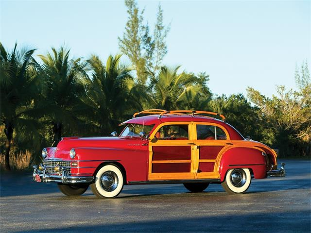 1947 Chrysler Town & Country (CC-1319955) for sale in Amelia Island, Florida