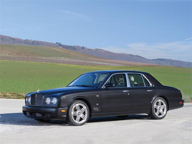 2009 Bentley Arnage (CC-1319962) for sale in Amelia Island, Florida