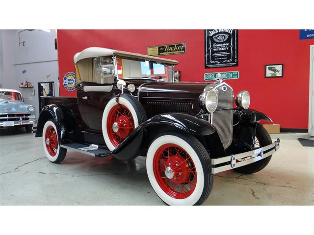 1931 Ford Model A (CC-1319984) for sale in Davenport, Iowa