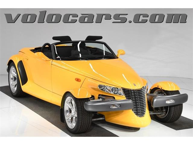 1999 Plymouth Prowler (CC-1319996) for sale in Volo, Illinois