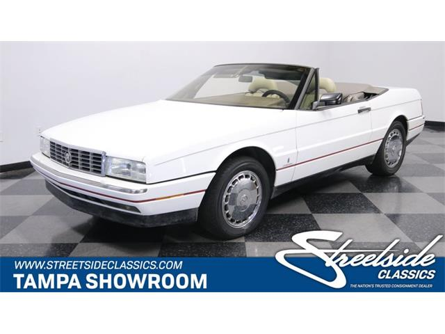1991 Cadillac Allante (CC-1319999) for sale in Lutz, Florida
