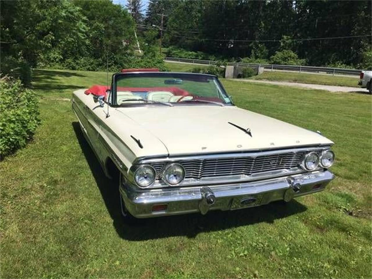 1964 Ford Galaxie (CC-1320100) for sale in Cadillac, Michigan