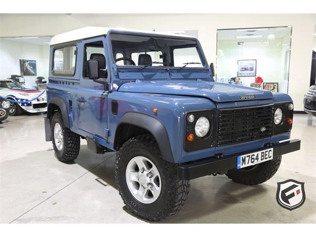 1994 Land Rover Defender (CC-1321003) for sale in Chatsworth, California