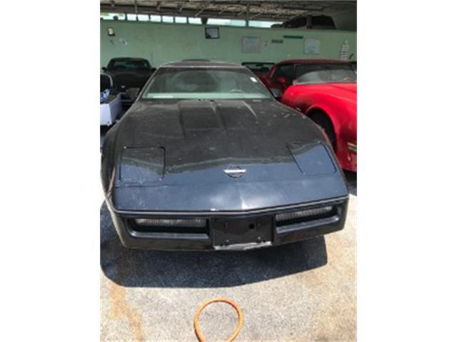 1986 Chevrolet Corvette (CC-1321006) for sale in Miami, Florida