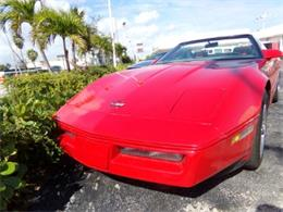 1987 Chevrolet Corvette (CC-1321010) for sale in Miami, Florida
