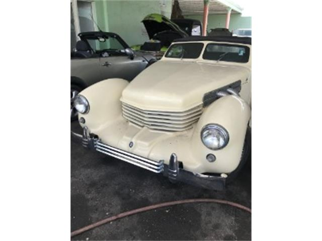 1968 Cord Warrior (CC-1321012) for sale in Miami, Florida