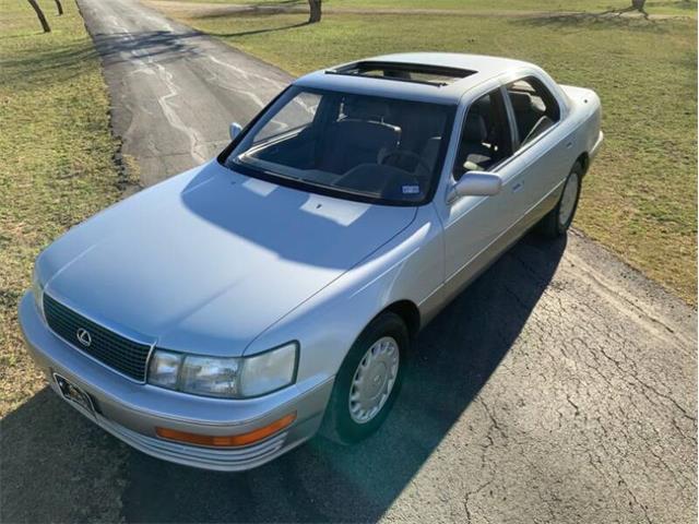 1991 Lexus LS400 (CC-1321025) for sale in Fredericksburg, Texas
