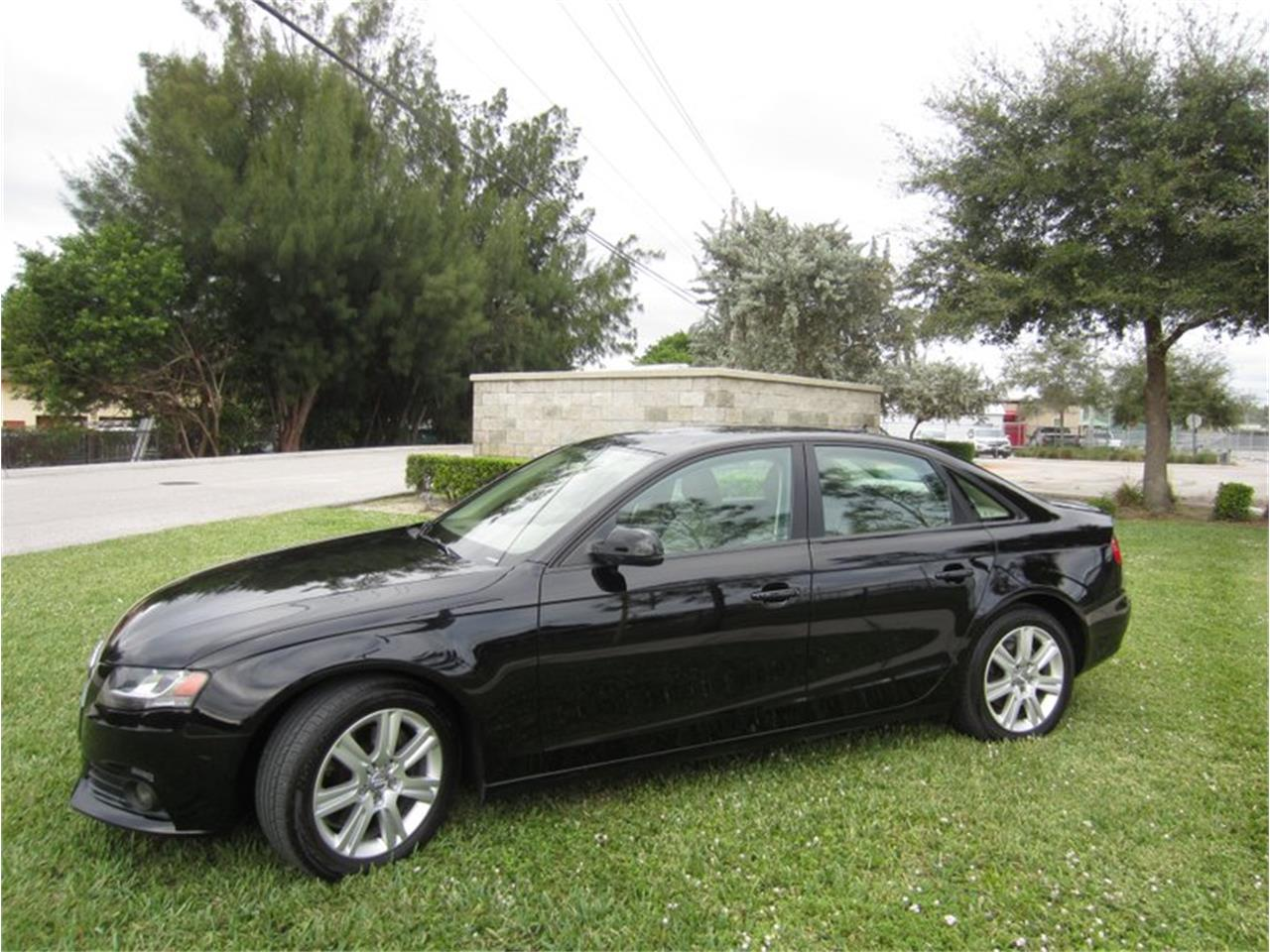 2010 Audi A4 (CC-1321042) for sale in Punta Gorda, Florida