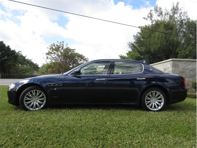 2010 Maserati Quattroporte (CC-1321043) for sale in Punta Gorda, Florida