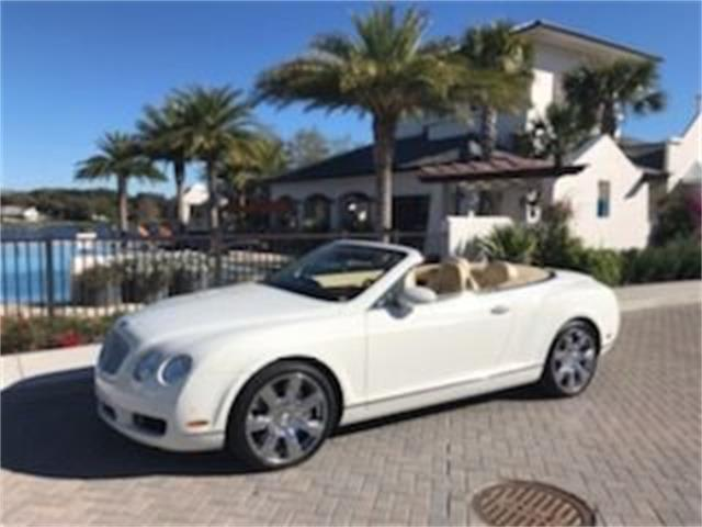 2007 Bentley Continental (CC-1321050) for sale in Punta Gorda, Florida