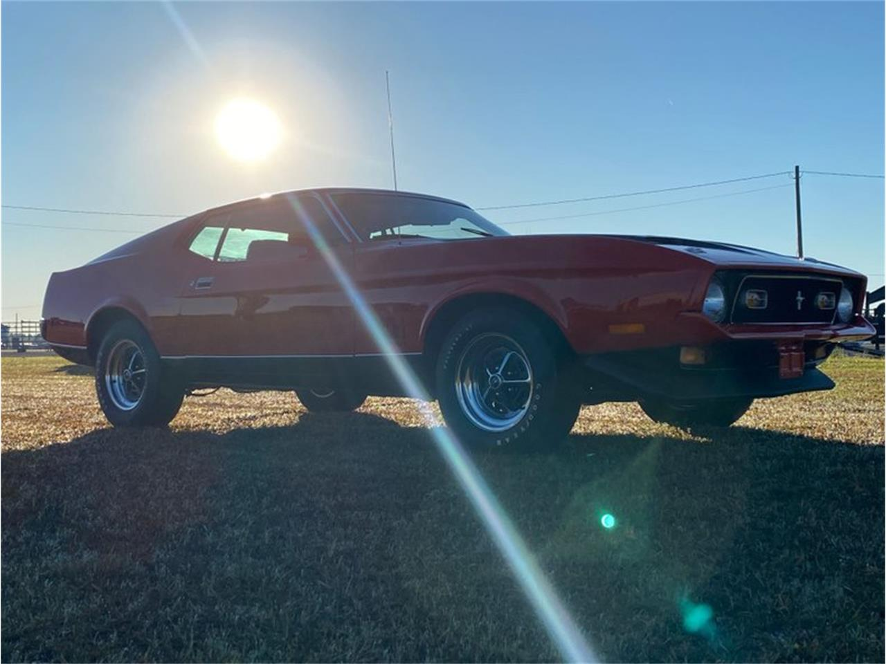1972 Ford Mustang (CC-1321051) for sale in Punta Gorda, Florida