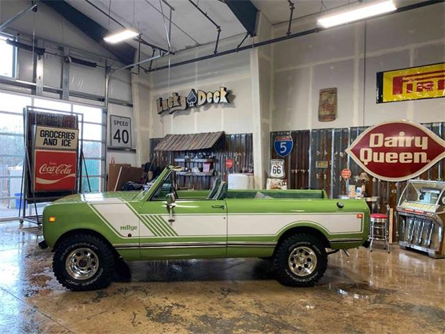 1978 International Scout (CC-1321069) for sale in Redmond, Oregon