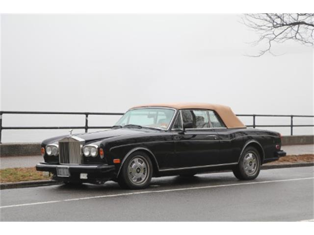 1991 Rolls-Royce Corniche III (CC-1321070) for sale in Astoria, New York