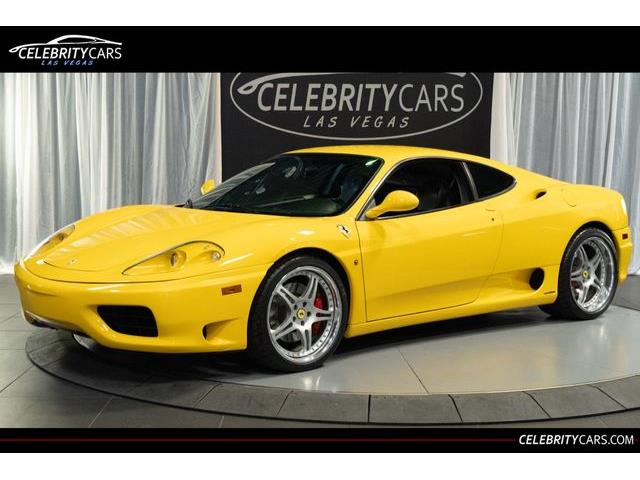 2000 Ferrari 360 (CC-1321074) for sale in Las Vegas, Nevada
