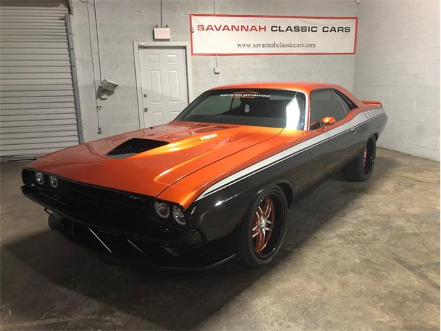 1972 Dodge Challenger (CC-1321086) for sale in Savannah, Georgia