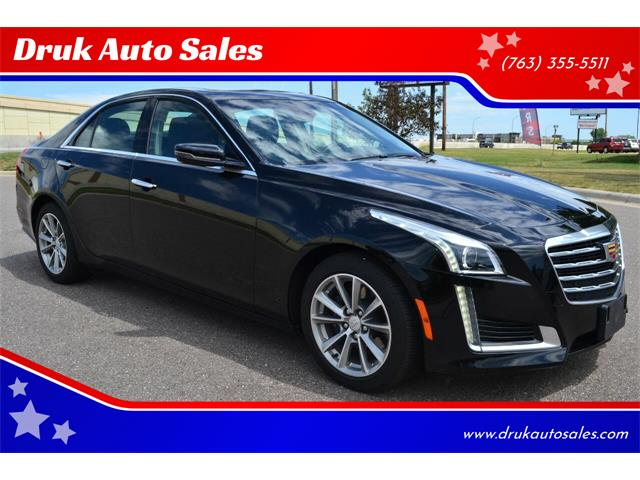 2019 Cadillac CTS (CC-1321091) for sale in Ramsey, Minnesota