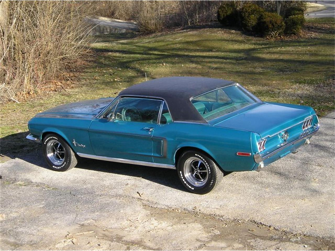 1968 Ford Mustang (CC-1321099) for sale in Geneva, Illinois