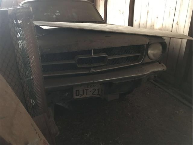 1966 Ford Mustang (CC-1321100) for sale in Midlothian, Texas