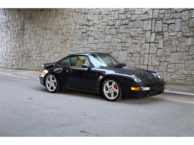 1996 Porsche 911 (CC-1321101) for sale in Atlanta, Georgia