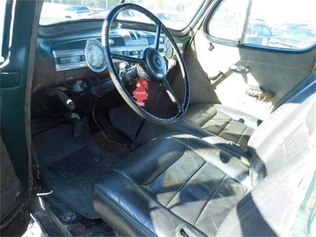 1939 Packard Sedan (CC-1320112) for sale in Cadillac, Michigan