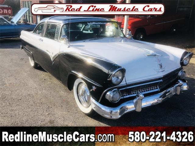 1955 Ford Crown Victoria (CC-1321126) for sale in Wilson, Oklahoma