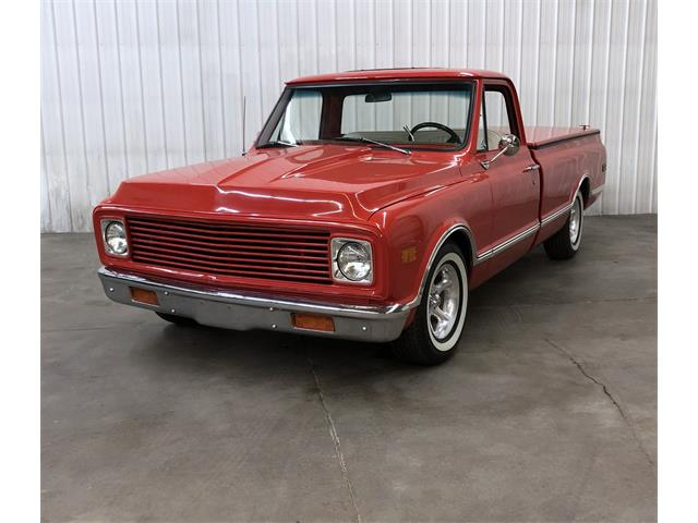 1969 Chevrolet C10 (CC-1321134) for sale in Maple Lake, Minnesota