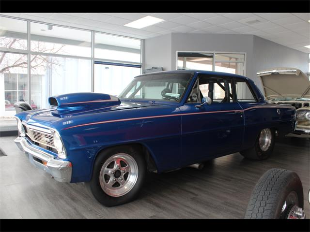 1966 Chevrolet Chevy II (CC-1321138) for sale in Greeley, Colorado