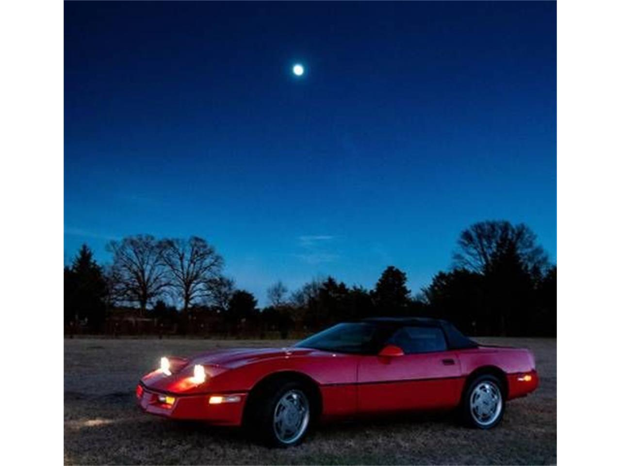 1989 Chevrolet Corvette (CC-1320114) for sale in Cadillac, Michigan