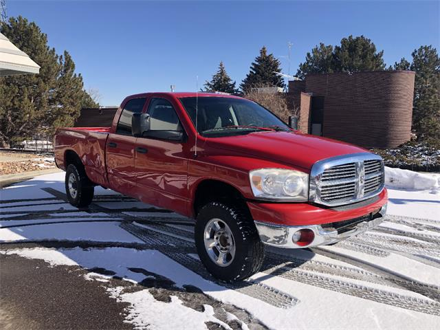2008 Dodge Ram 2500 (CC-1321140) for sale in Greeley, Colorado