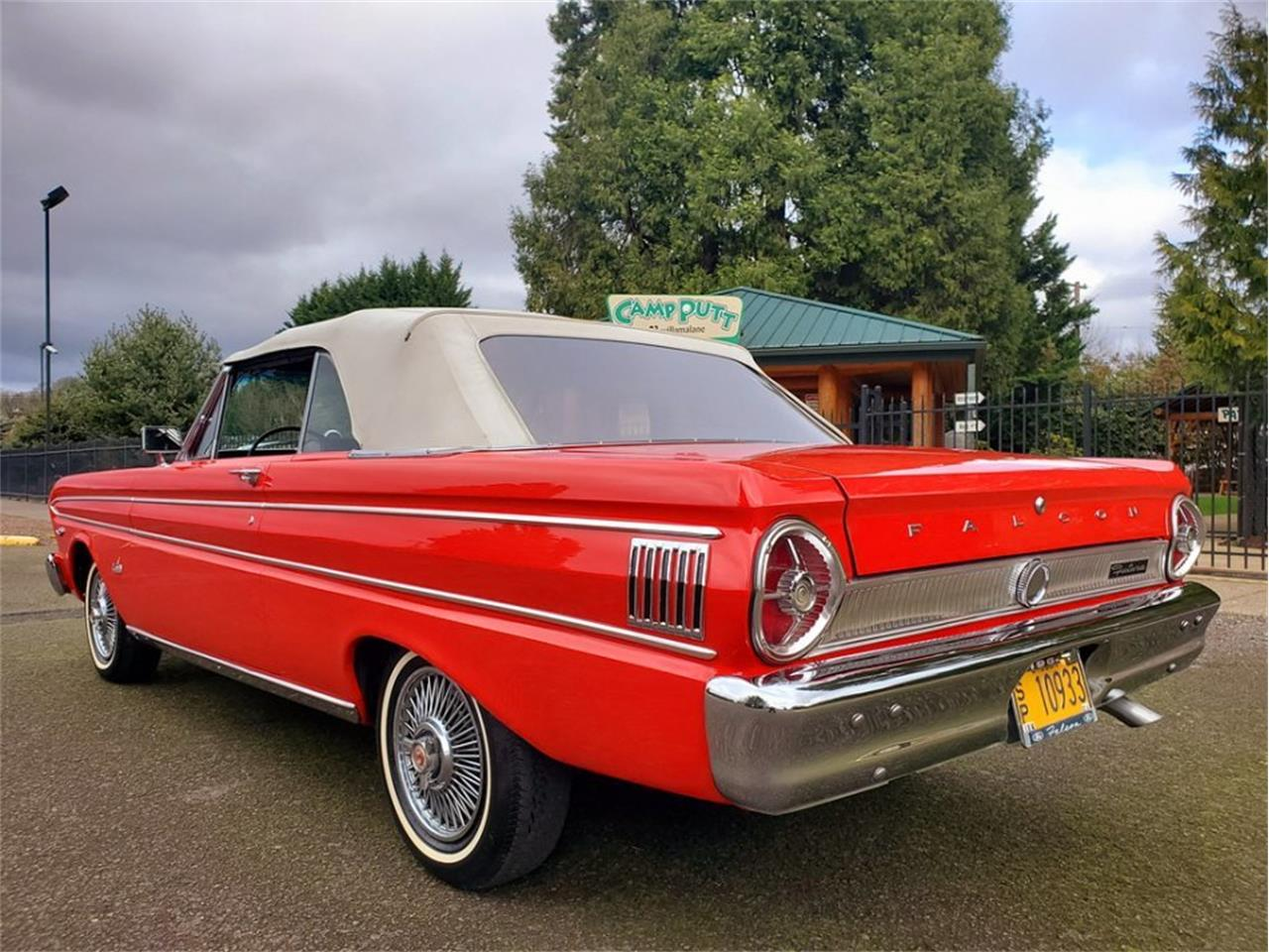 1964 Ford Falcon (CC-1321142) for sale in Eugene, Oregon