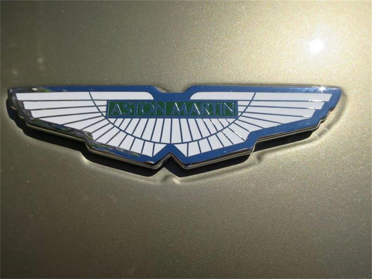 2002 Aston Martin DB7 (CC-1321147) for sale in Santa Barbara, California