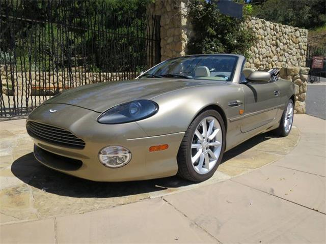 2002 Aston Martin DB7 (CC-1321147) for sale in Santa Barbara, California
