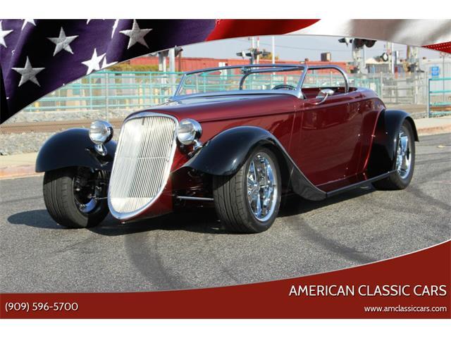 1933 Factory Five Hot Rod (CC-1321163) for sale in La Verne, California