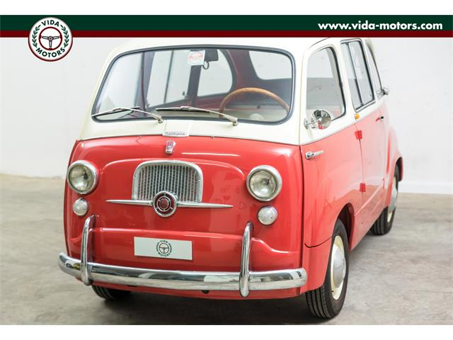 1962 Fiat Multipla (CC-1321167) for sale in Aversa, Italy