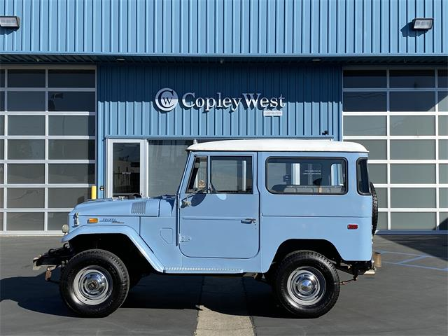 1970 Toyota Land Cruiser FJ (CC-1321180) for sale in Newport Beach, California