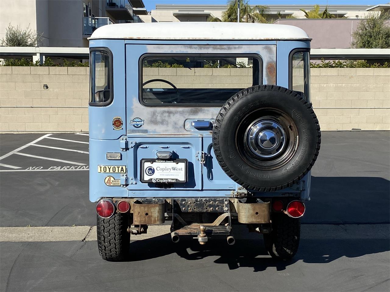 1970 Toyota Land Cruiser FJ (CC-1321180) for sale in Newport Beach, California