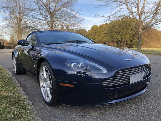 2007 Aston Martin Vantage (CC-1321182) for sale in SOUTHAMPTON, New York