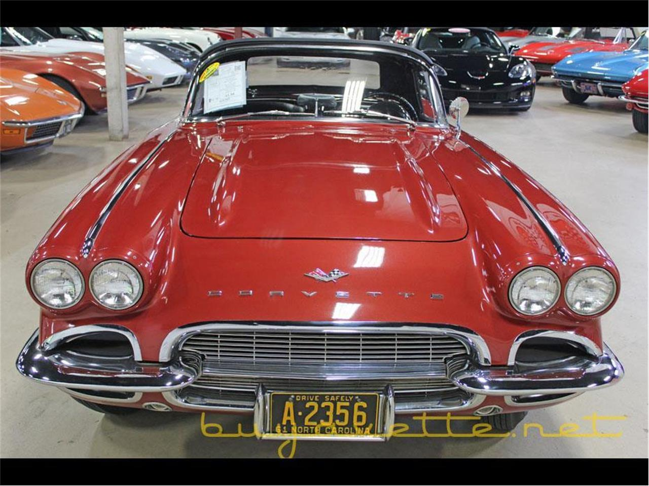1961 Chevrolet Corvette (CC-1320119) for sale in Atlanta, Georgia