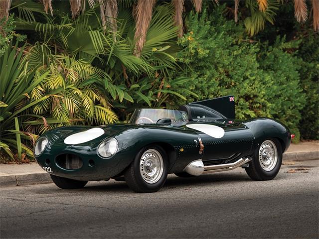 1956 Jaguar D-Type (CC-1321205) for sale in Amelia Island, Florida
