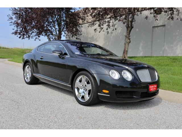 2005 Bentley Continental (CC-1321210) for sale in Omaha, Nebraska