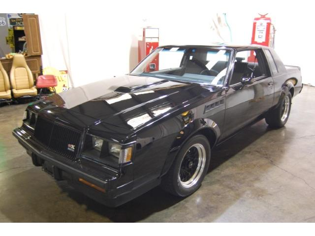 1987 Buick GNX (CC-1321211) for sale in marietta, Georgia