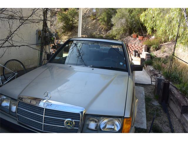 1986 Mercedes-Benz 190E 16V