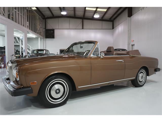 1973 Rolls-Royce Corniche (CC-1321224) for sale in Saint Louis, Missouri